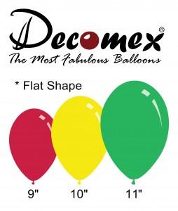 Flat Shape